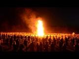 Огромный хоровод! Солнцестояние-2013 Родная традиция.