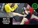 Muay Thai The Art of Redirection Tutorial