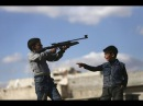 Syrian War : Gunmen Battle Rebels and Government Forces 452015