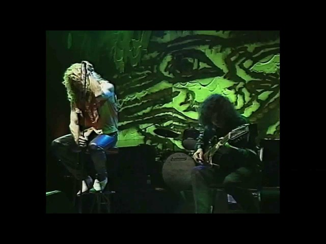 Jimmy Page and Robert Plant 10 3 1995 Irvine CA Blu ray