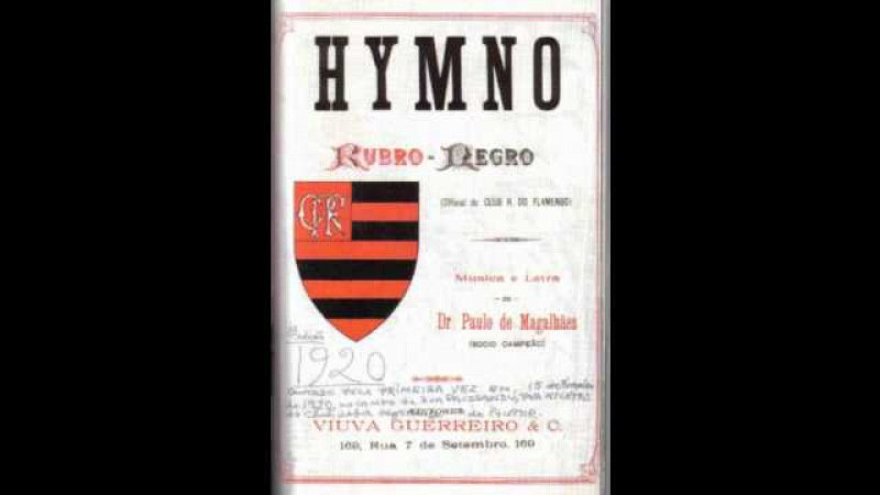 Hino Oficial do Flamengo