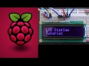 Using a 16x2 LCD Display with a Raspberry Pi