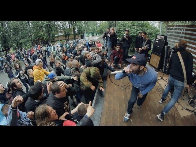 На Выжженной Земле | Live in Moscow 2014/06/28 @ FERMA Fest 2014
