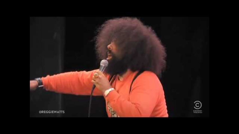 Reggie Watts - Reggieohead (Radiohead parody) (