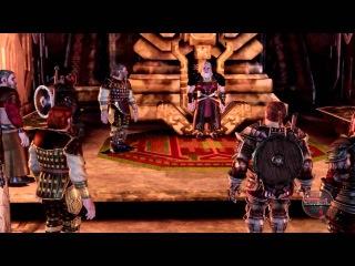 Почему Dragon Age: Инквизиция - говно (Dragon Age: Inquisition)