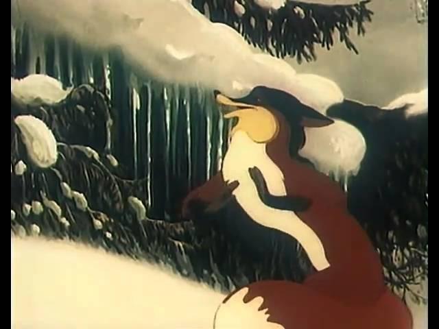 Мультфильмы Ворона и лисица Кукушка и петух .