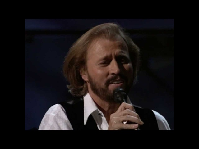 Bee Gees Words Live in Las Vegas 1997 One Night Only