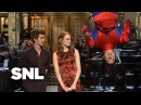 Emma Stone Monologue: The Amazing Spiderman - Saturday Night Live