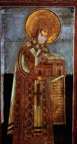 Свети Макарије је био први патријарх Српске православне цркве када је она обновљена као Пећка патријаршија 1557. године.