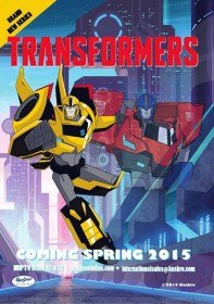 ������������: ������� ������ / Transformers: Robots in Disguise (����������� 2015)