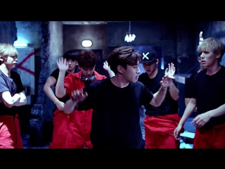 [RAW|VK][20.05.2015] Monsta X - Trespass (ver.Prison Break)