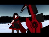 RWBY - Jeff Williams (feat Casey Lee Williams) - Red like roses - Red AMV