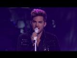 Adam Lambert on The Voice Australia - Ghost Town - 02.08.2015 [by adamlambert_pic]
