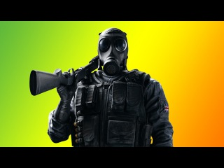 Обзор БЕТЫ Rainbow Six Siege