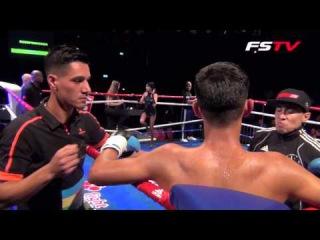 Toufik Tarrah vs Bilal Loukili