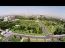 Душанбе Точикистон нигох аз баланди  Душанбе с птичьего полета