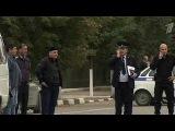 В результате взрыва в Грозном пять офицеров полиции погибли, 12 - ранены - Первый канал