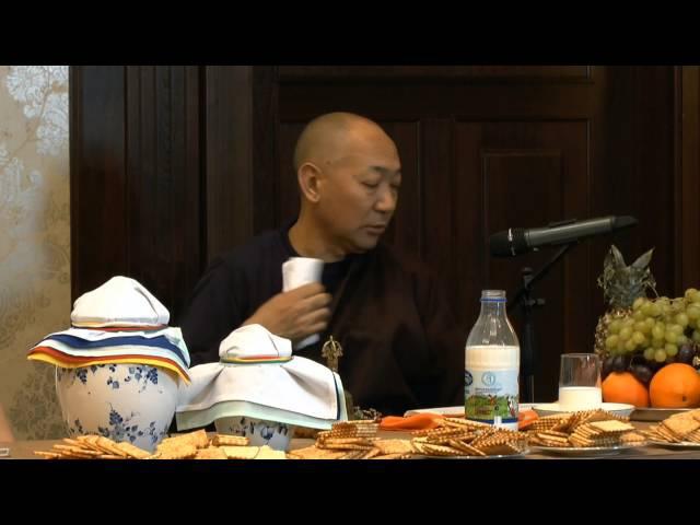 Собираем Вазу Богатства с Наталией Правдиной и тибетским ламой Нгаванг Ригламо...