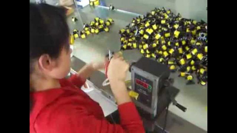 Как мотают трансформаторы в Китае