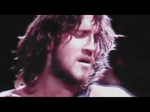 RHCP - Flea on Trumpet and John Frusciante on Bass (Las Vegas 2005)