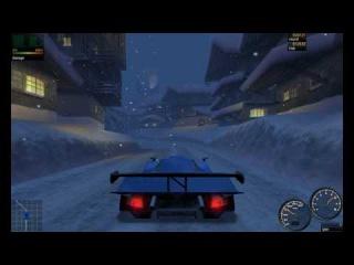 NFS - Porsche Unleashed Alps Hotlap with GT1