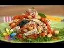Диетический ужин сытный салат с фасолью Все буде добре Выпуск 566 Все будет хорошо 17 03 2015