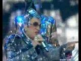 Eurovision 2007 Final Ukraine Verka Serduchka Dancing