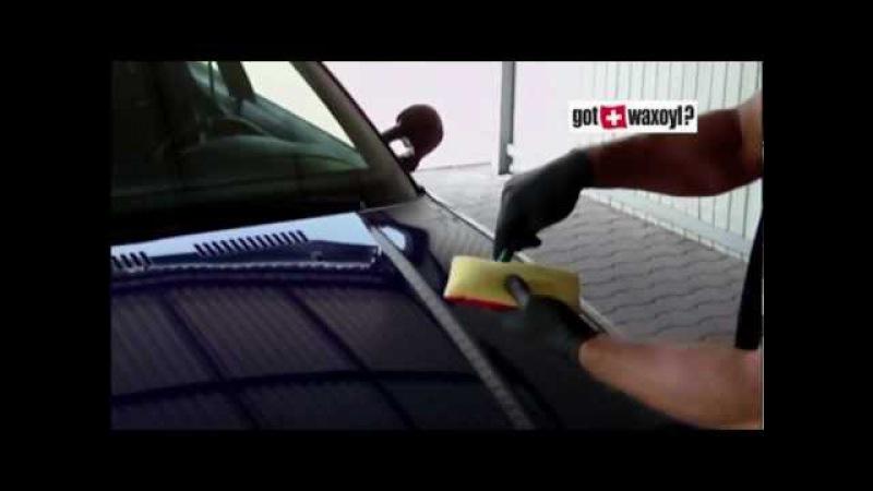 Защита лака - Waxoyl 100plus