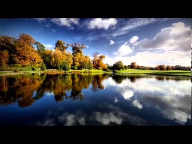 Музыка для души. КРАСИВАЯ, (моя любимая) ПЕСНЯ РЕКА... FAVORITE RUSSIAN SONG THE RIVER...