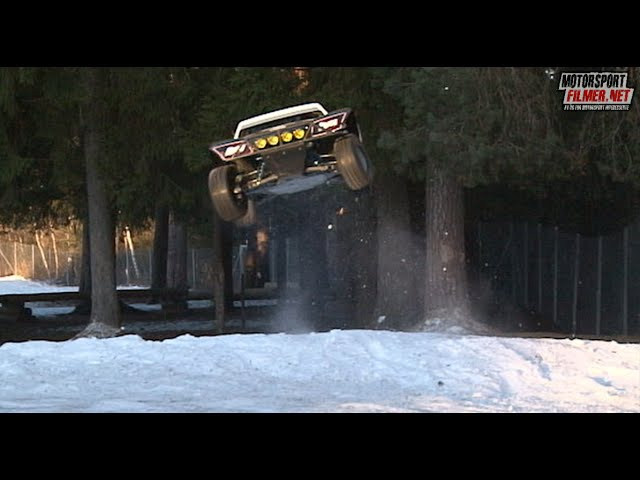 Losi 5ive -T Snow 2015 - Motorsportfilmer.net