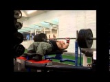 Raw bench press 1 x 2 x 220 kg.wmv