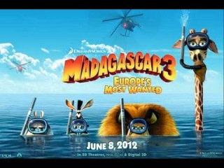 Madagascar 3: Europes Most Wanted Full Movie 2014 Full HD English Version