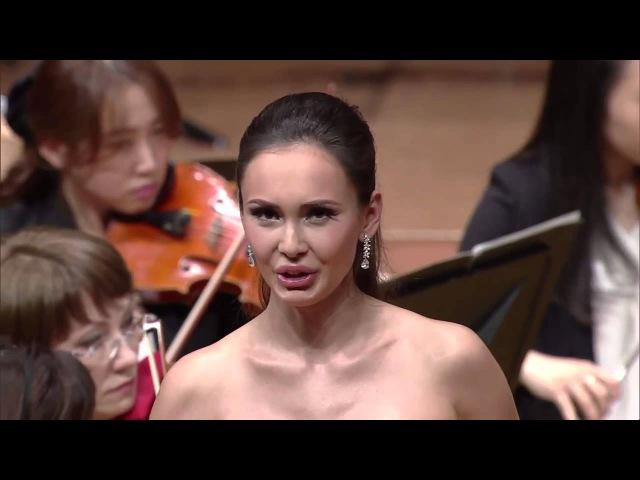 """화희오페라단 제2회 평화음악회 아리랑"""" Casta Diva by Aida Garifullina"""