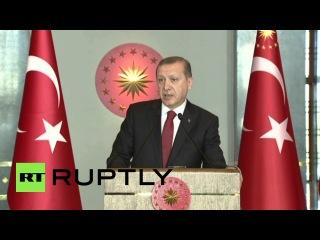 Турция: Эрдоган обвиняет Иран в помощи ближневосточных конфликтов расширить влияние.
