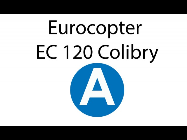 Airbus - Eurocopter EC 120 Colibry for sale