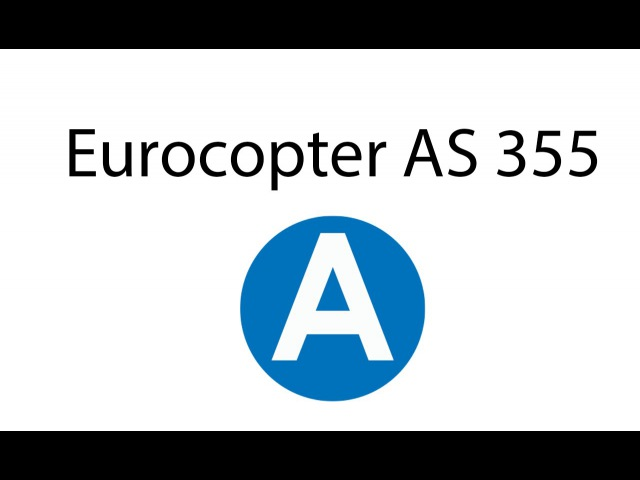 Eurocopter-Airbus AS 355 for sale