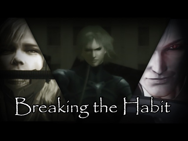 Metal Gear Solid Raiden tribute | Breaking The Habit | Linkin Park