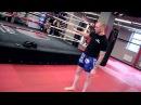 Хай-кик в тайском боксе / Как научиться бить ногами в голову, техника от Андрея Басынина