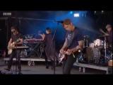 Nina Persson - Boys Keep Swinging (Glastonbury 2014)
