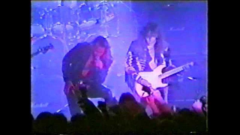 Yngwie live at Melbourne 1990 Makin' Love