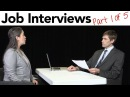 How to Interview for a Job in American English part 1 5