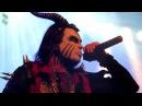 Cradle of Filth - Humana inspired to Nightmare / Heaven torn Asunder (live Antwerp 2015)