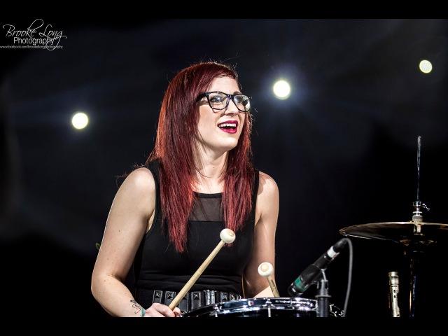 Skillet Those Nights (Banjo version) Live HD HQ AUDIO Winter Jam 2015