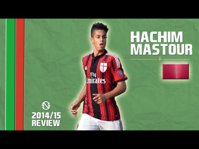 HACHIM MASTOUR | Goals, Skills, Assists | AC Milan | 2014/2015 (HD)