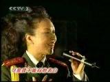 Первая леди Китая спела «Ой, цветет калина» 红梅花儿开 Ой, цветет калина, Oh, the snowball tree is in blossom