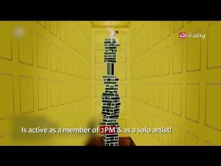 [Видео] 151026 Джун Кей @ ArirangTV Showbiz Korea
