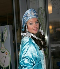 Екатерина Снегурочка