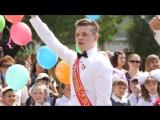 Школьный танцевальный флешмоб 2015