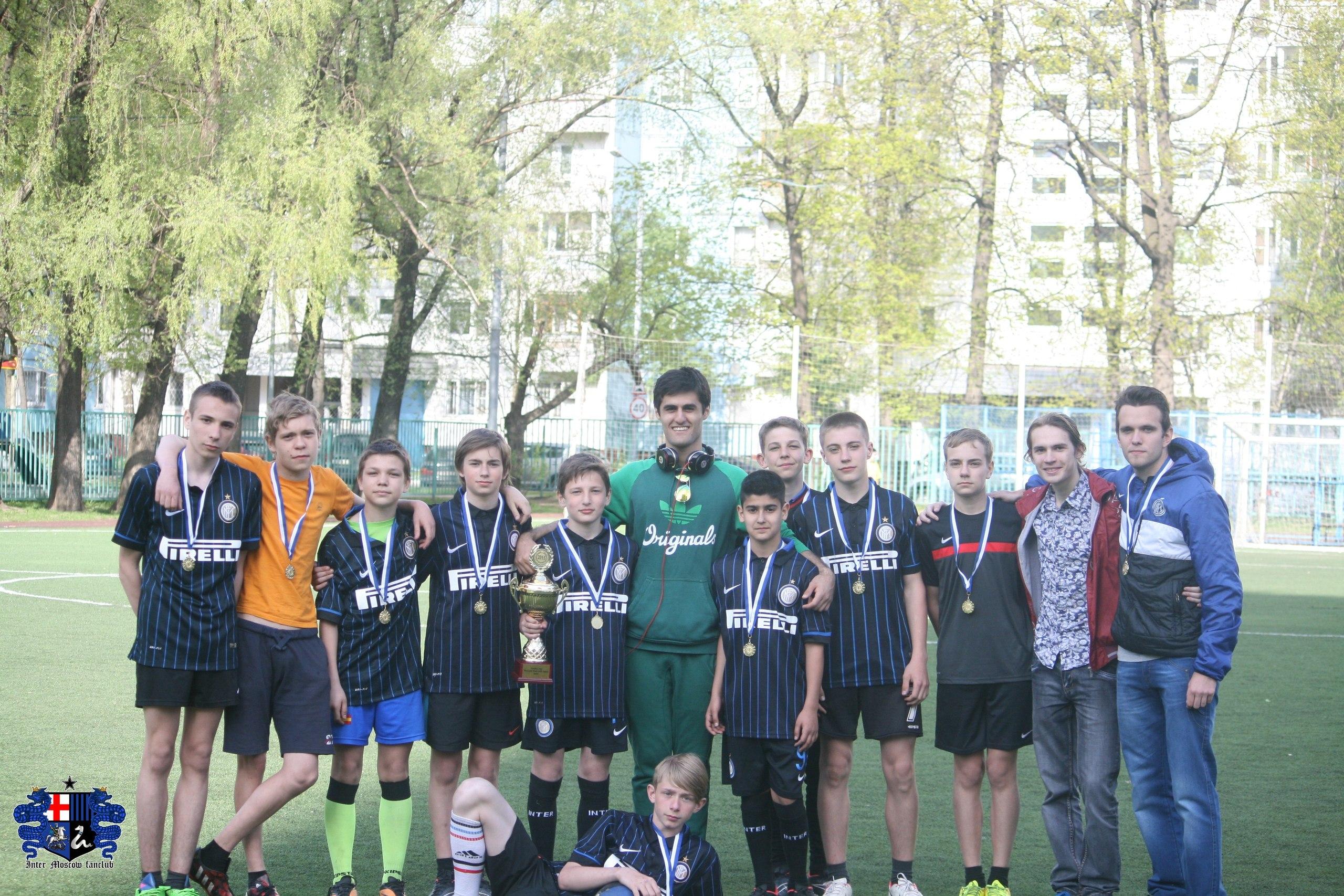 InterMilano ru: Фан-клуб болельщиков миланского Интера