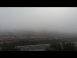 Ховрино в тумане 06.09.2015